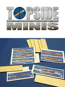 Suppliers - Topside Miniatures