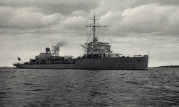 Artillery Training Ship