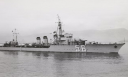 Bourrasque-class Destroyer