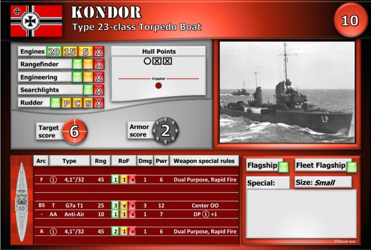 Type 23/24-class Torpedo Boat