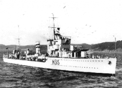 G and H-class Destroyer