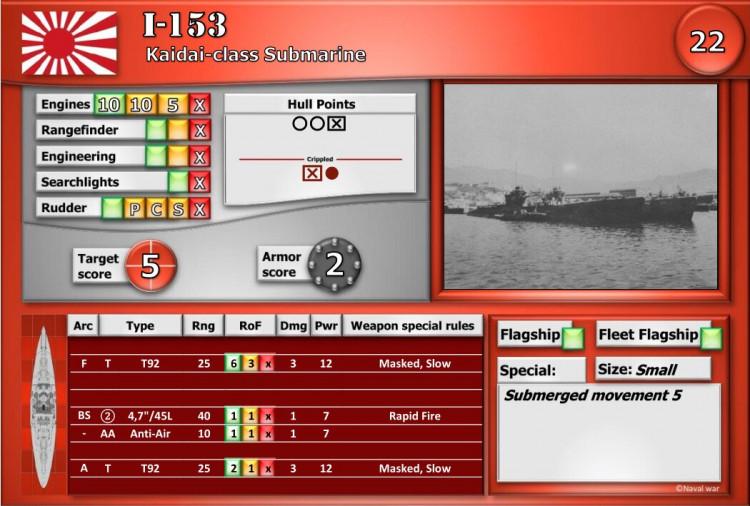 Kaidai-class Submarine