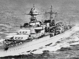 La Galissonniére-class Light Cruiser