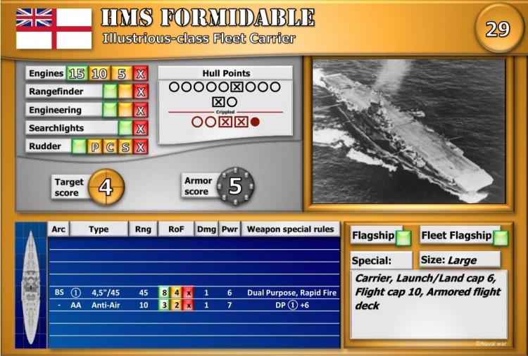Illustrious-class Fleet Carrier