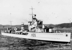 Type 1934-class Destroyer