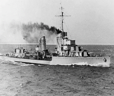 Type 1934A-class Destroyer
