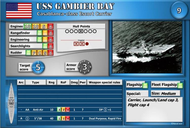 Casablanca-class Aircraft carrier